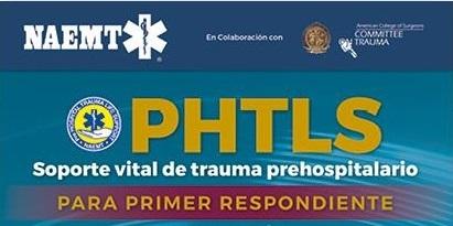 Próximo curso PHTLS-FR